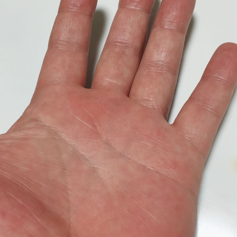 「DADDY'S HANDS」のカバー写真