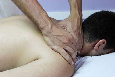 「男性のための癒しのボディメンテ」のカバー写真