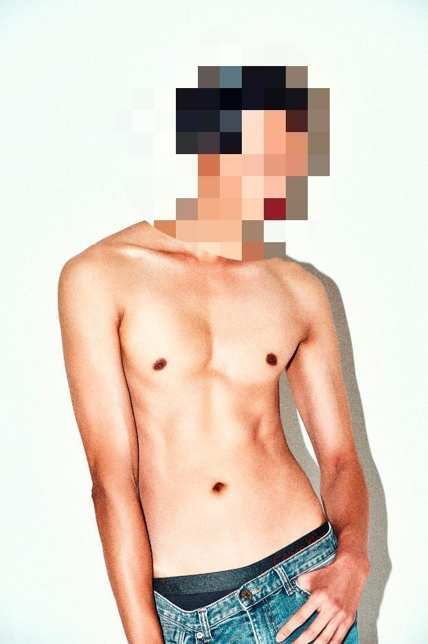「韓国式マッサージ」のカバー写真